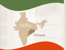 Incredible Orissa Orissa Map
